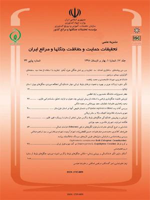 تحقیقات حمایت و حفاظت جنگلها و مراتع ایران